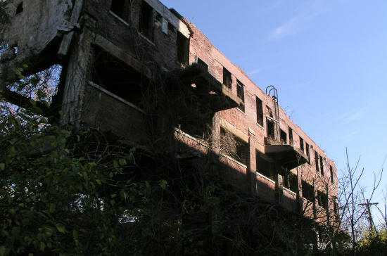 Armour Packing Plant Ruins